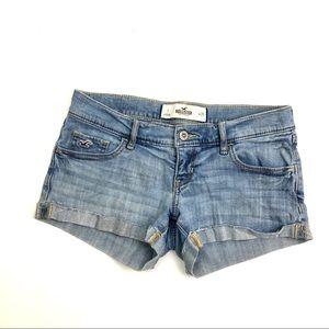 5/$25 ♥️ Hollister Denim Shorts